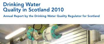 Drinking Water - Quality in Scotland 2010